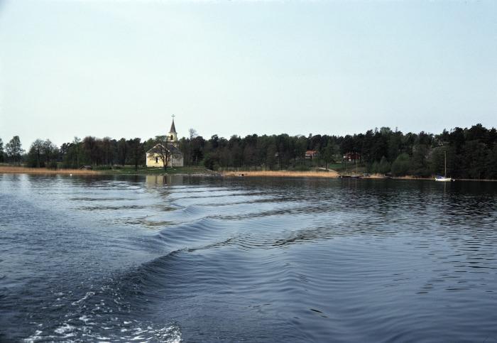 Vatten och kyrka
